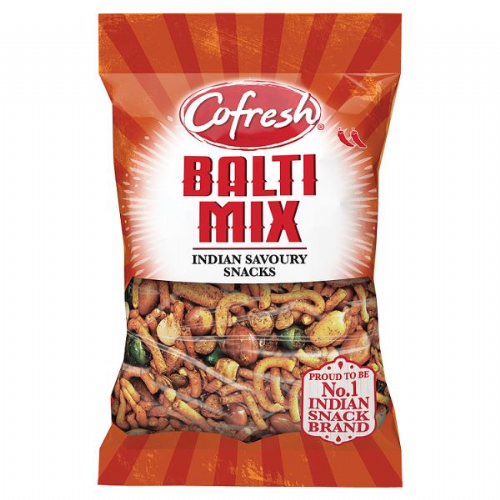 Cofresh Balti Mix Indian Savoury Snacks 80g
